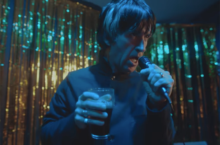 "​Johnny Marr Shares New Song ""Armatopia"""