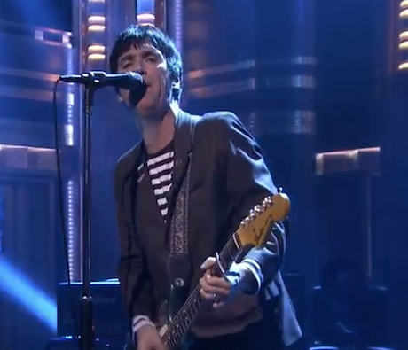 "Johnny Marr ""Easy Money"" / ""Stop Me If You Think You've Heard This One Before"" (live on 'Fallon')"
