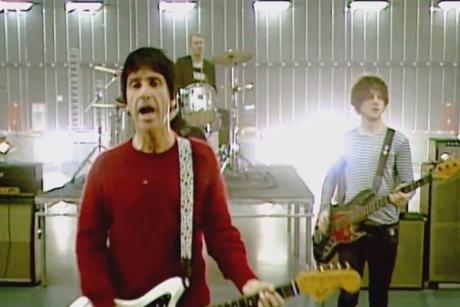 """Johnny Marr """"Upstarts"""" (video)"""