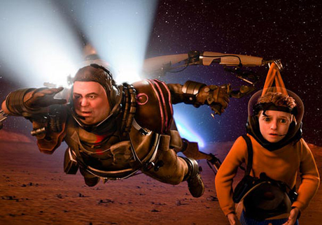 Mars Needs Moms Simon Wells