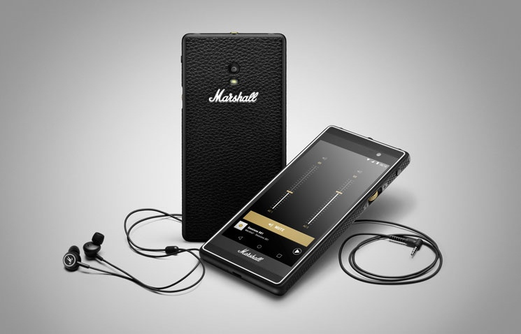 Marshall Unveils Its Very Own Smartphone