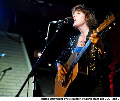 Martha Wainwright El Mocambo, Toronto ON March 22