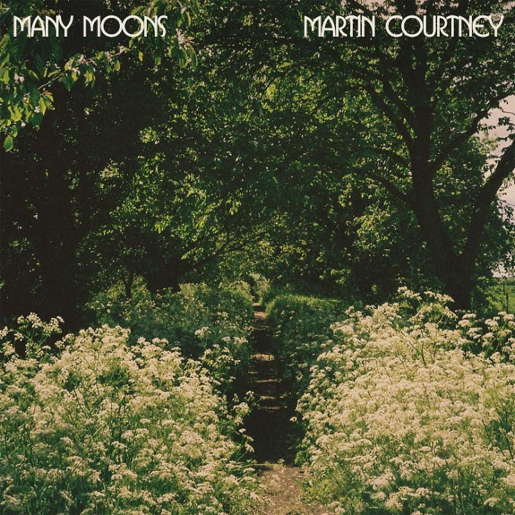 Martin Courtney Many Moons