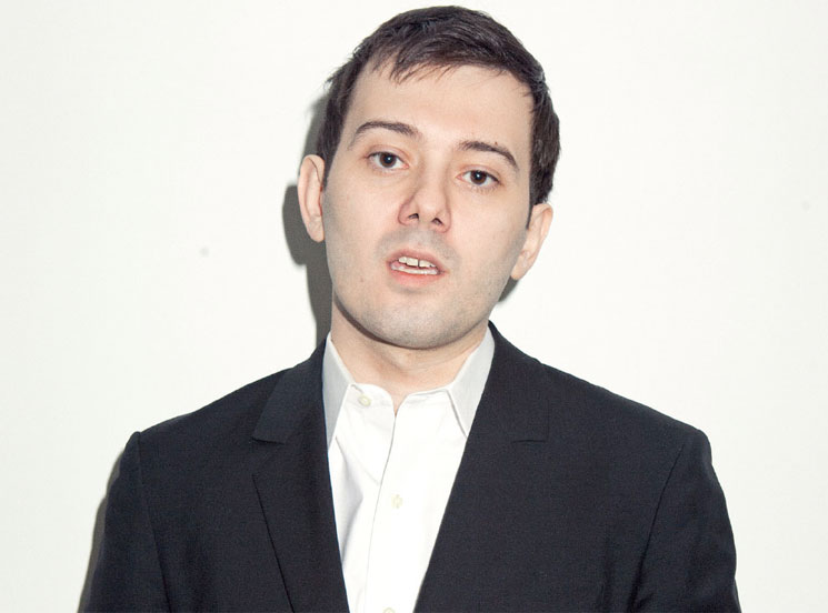 Martin Shkreli Sentenced to 7 Years in Jail for Securities Fraud