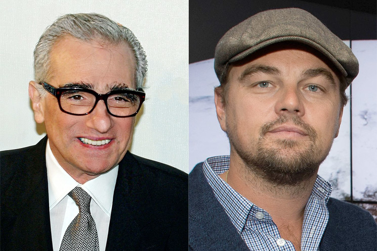 Martin Scorsese and Leonardo DiCaprio Reunite for 'Killers of the Flower Moon'