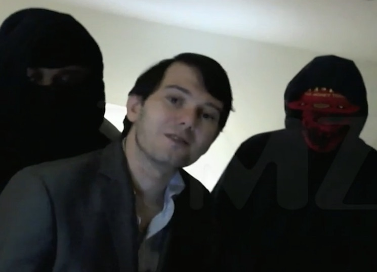 Pharma Villain Martin Shkreli Disses Ghostface Killah in Ridiculous New Video