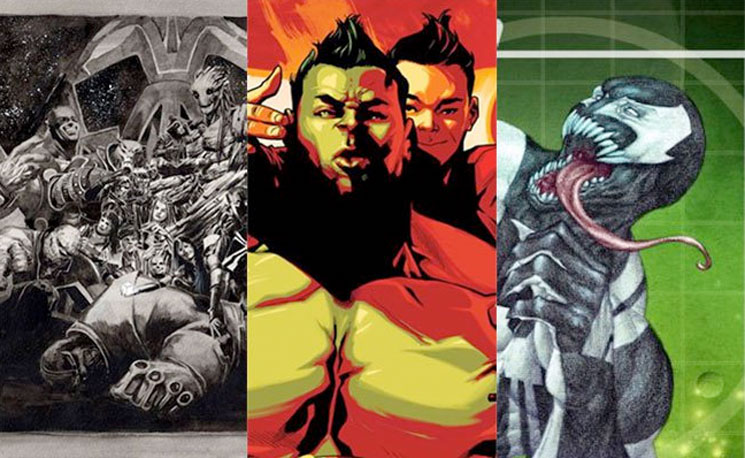 Marvel Looks to Kendrick Lamar, Raekwon, Kool Keith for New Comic Book Variants