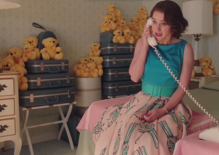 'The Marvelous Mrs. Maisel' Goes on Tour in Stunning Season 3 Trailer
