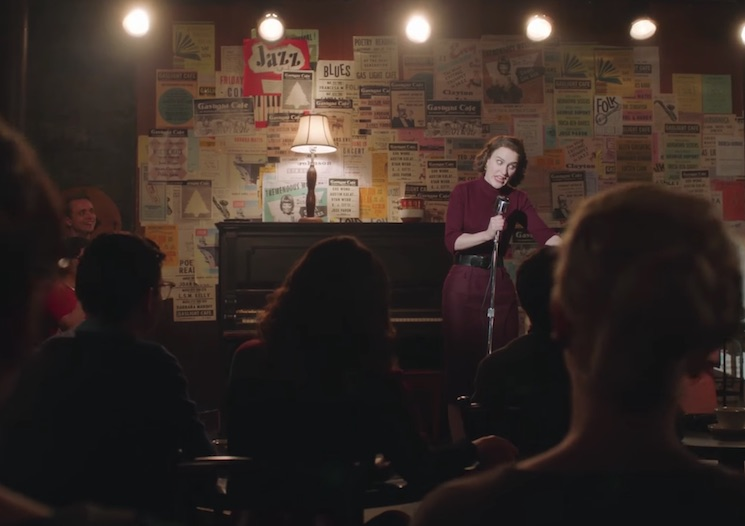 'The Marvelous Mrs. Maisel' Season 2 Has a Trailer and a Release Date