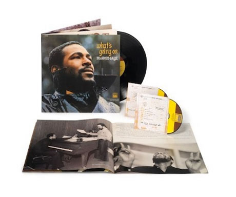 Marvin Gaye's 'What's Going On' Gets 40th Anniversary Box Set