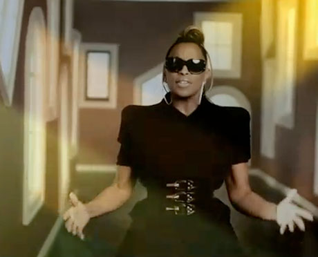 Mary J. Blige 'Someone to Love Me (Naked)' (ft. Lil Wayne, Diddy) (video)