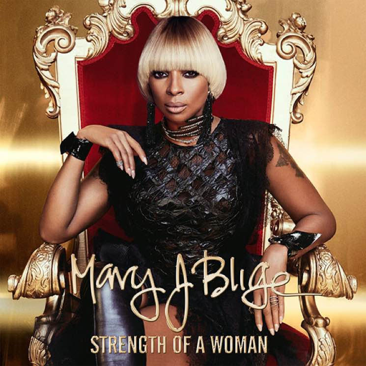 Mary J. Blige Gets Kanye West, Quavo, DJ Khaled, Missy Elliott, Kaytranada for 'Strength of a Woman' Album