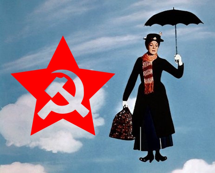 Far Right Think Tank Claims 'Mary Poppins' Is Communist Propaganda
