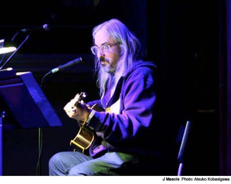 J Mascis Returns to Canada on North American Tour