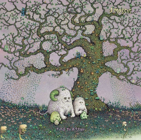 J Mascis 'Tied to a Star' (album stream)