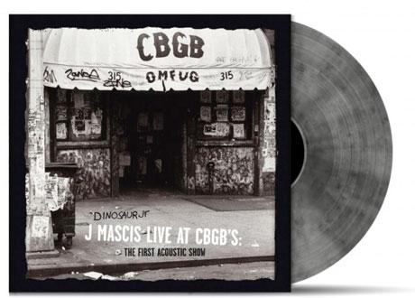 J Mascis's 'Live at CBGB's' Gets Vinyl Reissue