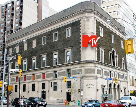 Future of Toronto's Masonic Temple Uncertain as Bellmedia Makes Its Exit