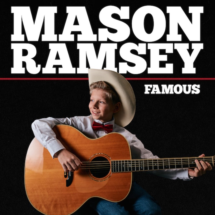 'Yodelling Kid' Mason Ramsey releases debut single 'Famous'