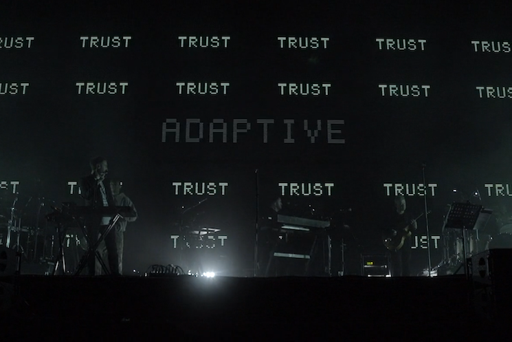 Massive Attack Share Short Film About Climate Change and Live Music