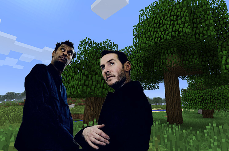 Massive Attack Are Playing a 'Minecraft' Festival This Weekend