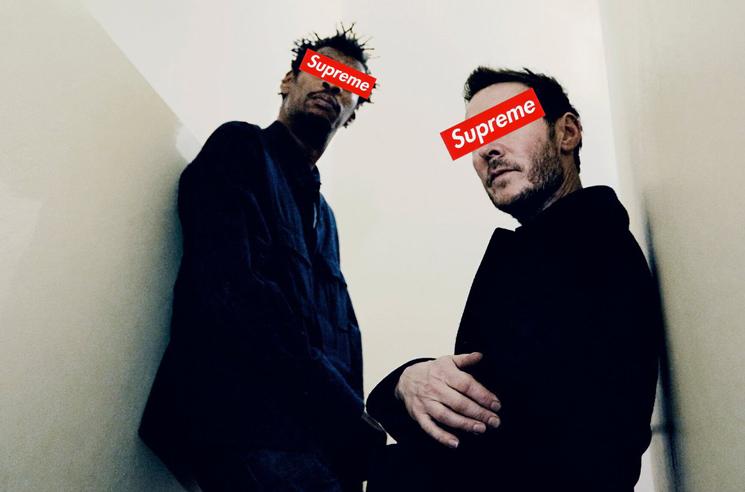 Massive Attack Ready 'Mezzanine' Merch Collaboration with Supreme