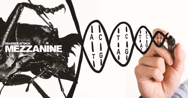 Massive Attack have preserved their iconic album 'Mezzanine' as DNA