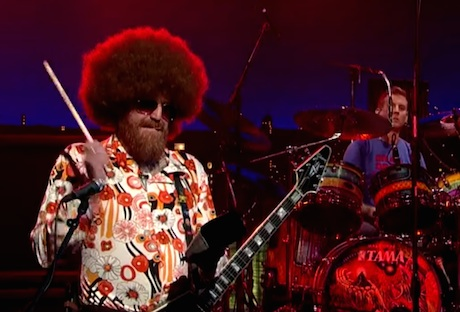 Mastodon 'The Motherload' (live on 'Letterman')