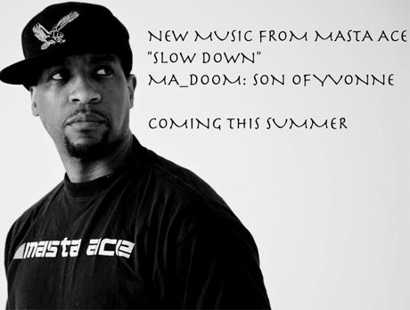 DOOM & Masta Ace 'Slow Down'