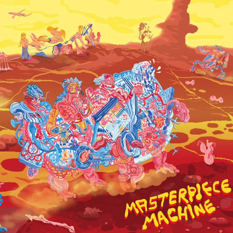 Members of Fucked Up, Power Trip Launch New Band Masterpiece Machine