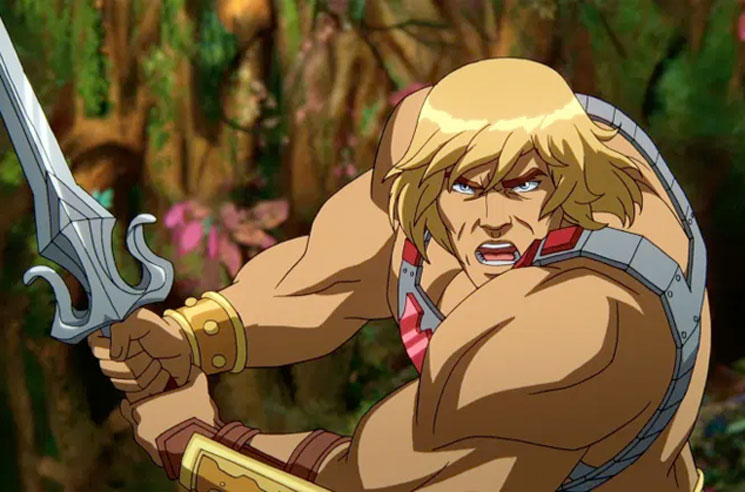 Here's Our First Look at Kevin Smith's 'Masters of the Universe' Reboot for Netflix
