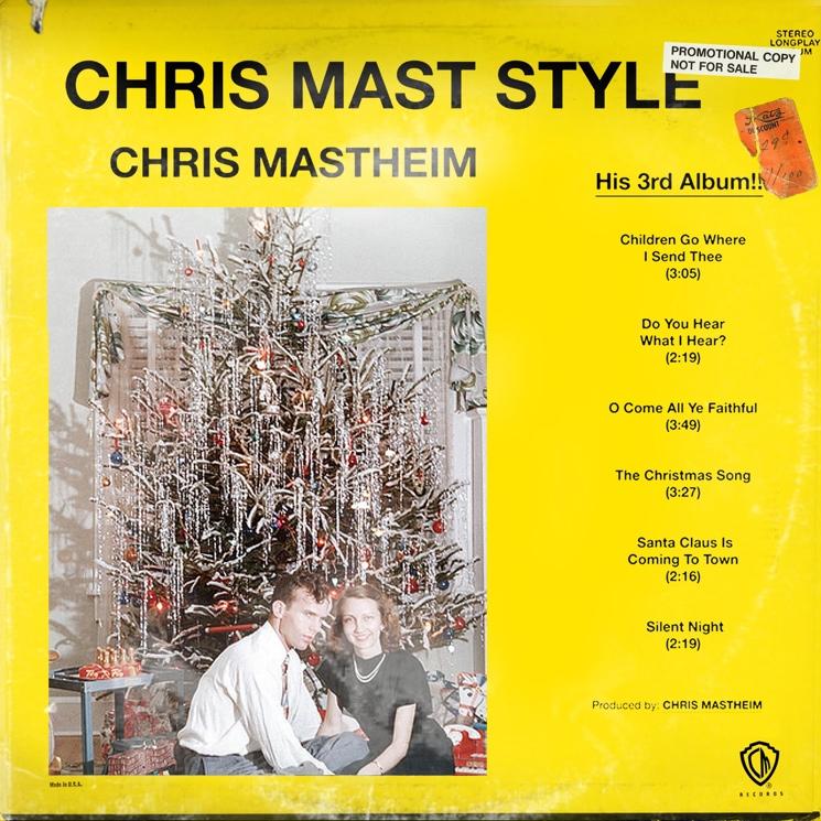 Chris Mastheim 'Chris Mast Style' (EP stream)