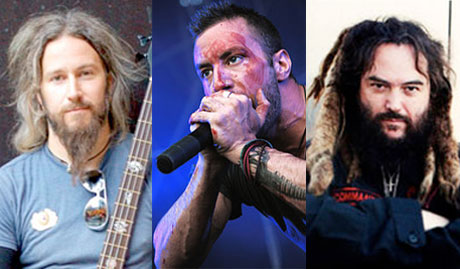 Members of Mastodon, Converge, Mars Volta, Soulfly, Dillinger Escape Plan Team Up for New Supergroup