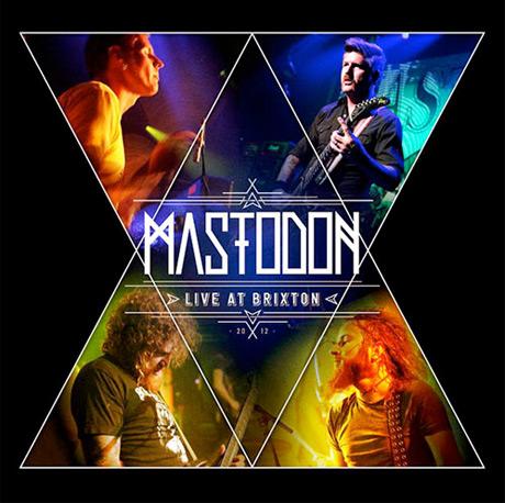 Mastodon Announce 'Live at Brixton'