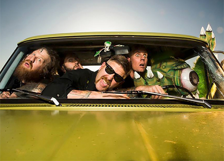 Mastodon Announce North American Tour with Gojira
