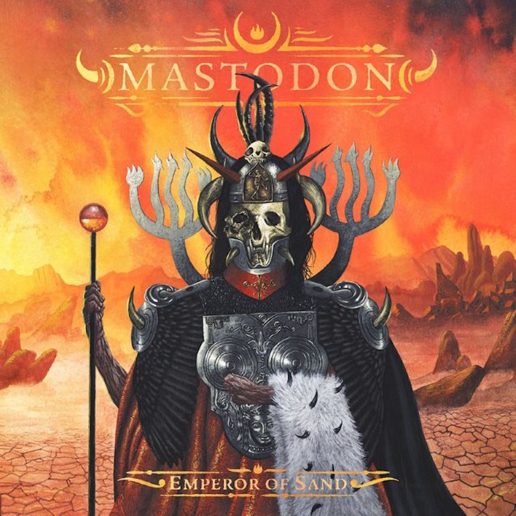 Top New Albums This Week: Mastodon's 'Emperor of Sand' Rules the Charts