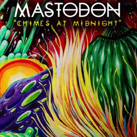 Mastodon 'Chimes at Midnight'