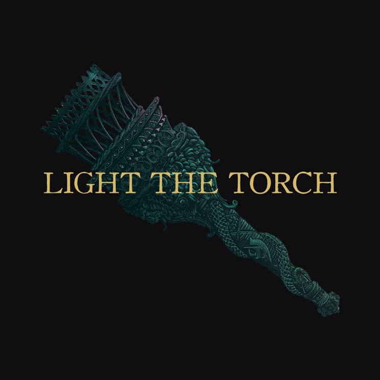 Mastodon Tease Their Return with 'Light the Torch'