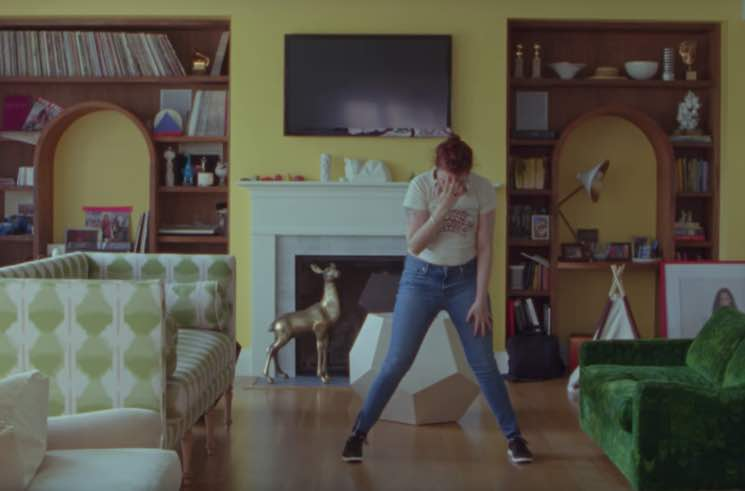 ​Mas Ysa Gets Lena Dunham for 'Untitled' Short Film