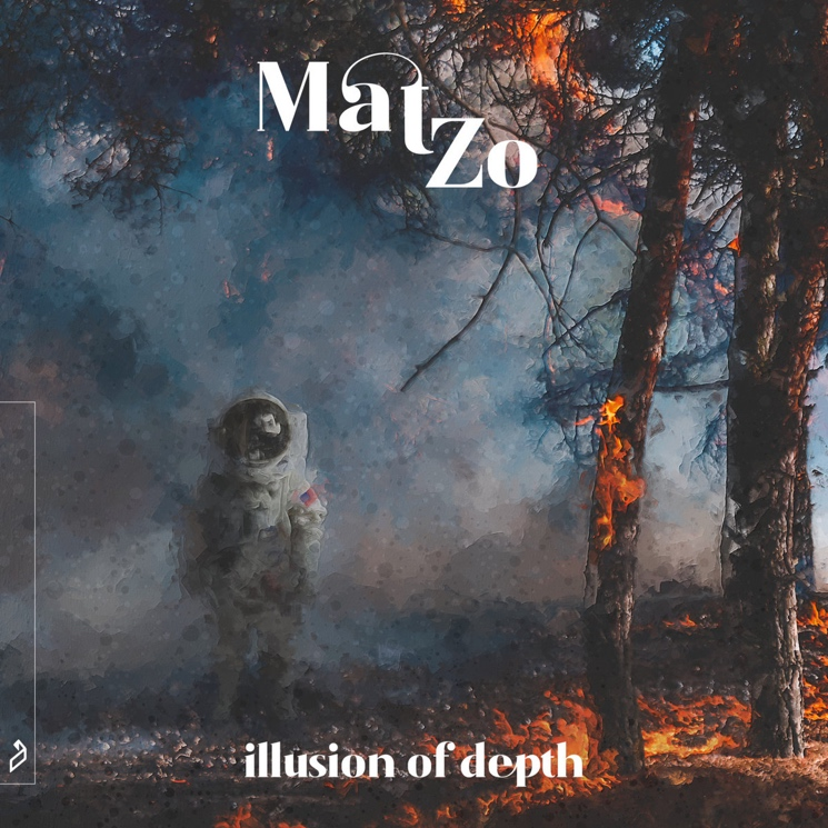 Mat Zo Gives the 'Illusion of Depth' with Turn-of-the-Millennium Electronic Sounds