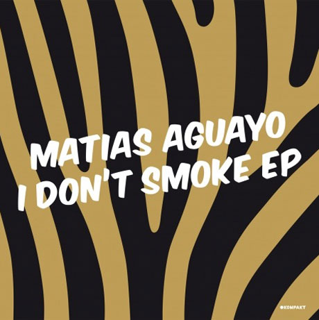 "Matias Aguayo Reveals ""I Don't Smoke"" on New EP"