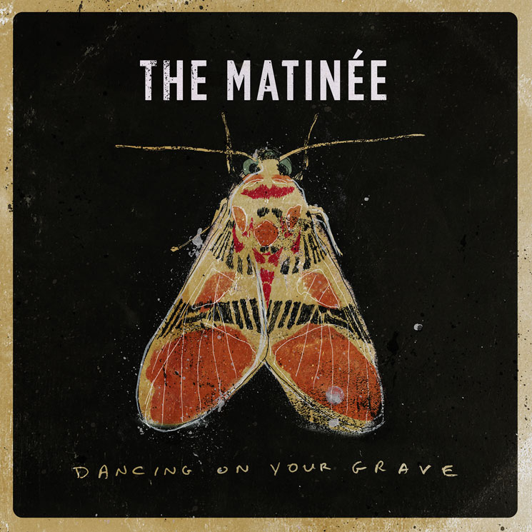 Watch the Matinée's 'Dancing on Your Grave' Livestream