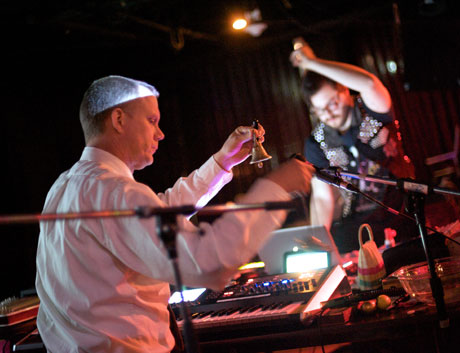 Matmos Media Club, Vancouver, BC, February 21