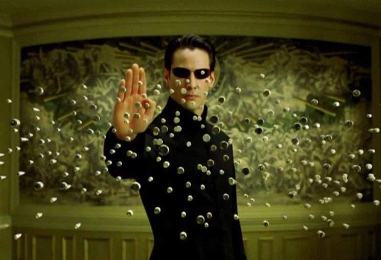 Keanu Reeves Opens Up About the 'Beautiful Script' of 'The Matrix 4'
