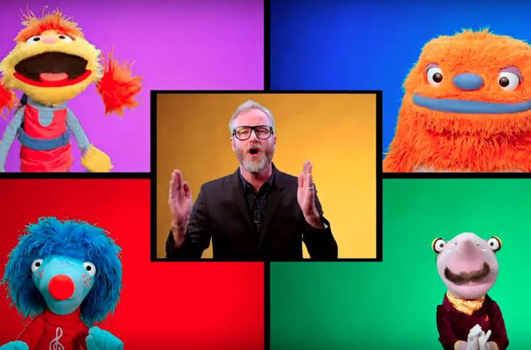 Watch Matt Berninger of the National Rap on Apple TV+ Kids' Show 'Helpsters'