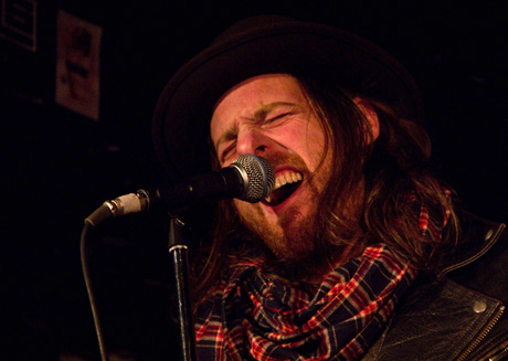 Juno Concert Series featuring Matt Mays, Kathleen Edwards, July Talk, Jully Black Horseshoe Tavern, Toronto, ON, December 1