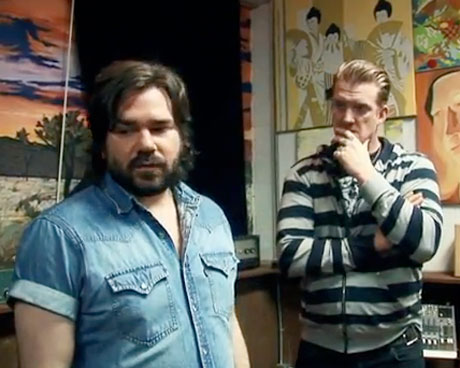 Queens of the Stone Age Get Matt Berry and Steve Agee for Mockumentary About New Album