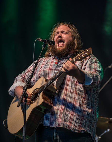 Matt Andersen Main Stage, Regina SK, August 10