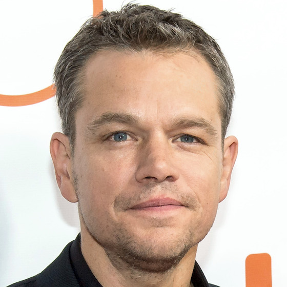 Matt Damon Just Dropped an Absurd Amount of Ill-Advised Opinions About Sexual Misconduct in Hollywood