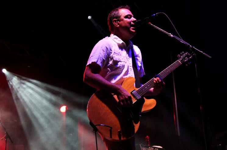 ​Matthew Good Taken to Hospital After Collapsing Onstage in Edmonton
