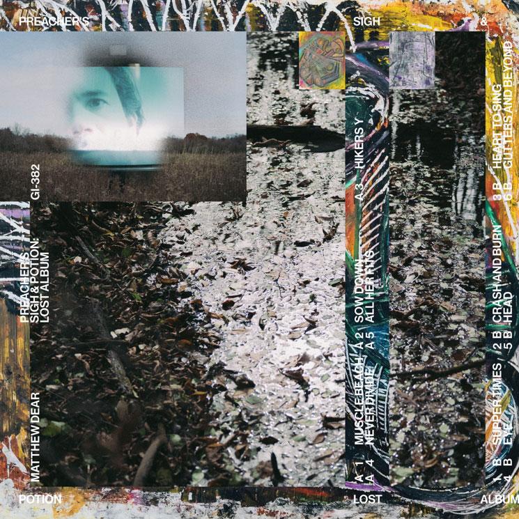 Matthew Dear Unearths 2008 'Lost Album'